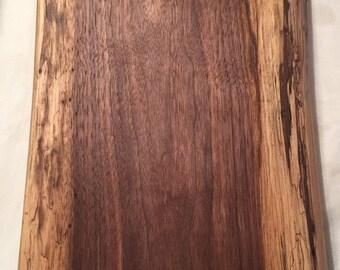 Black walnut cutting board