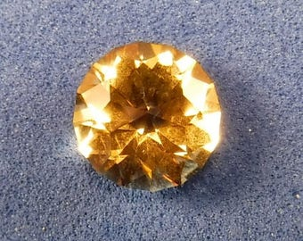 USA Mined Citrine USA Hand Faceted Free Shipping To The USA