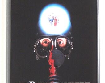 My Bloody Valentine Movie Poster Fridge Magnet