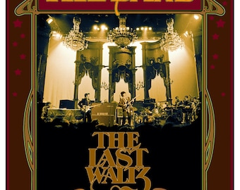 The Band 40th anniversary Last Waltz