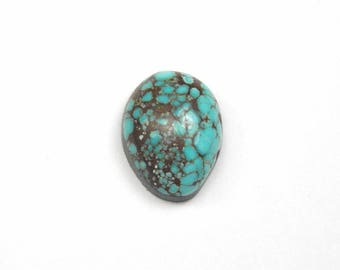 Natural Number 8 Turquoise Cabochon - 1119