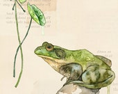 Botanical Print - Paintin...