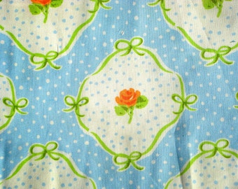 SALE : Urban Chiks Dream On flashback blue moda fabric FQ or more