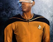 Star Trek Geordi La Forge...
