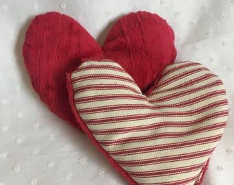 Sweetheart heated pillow