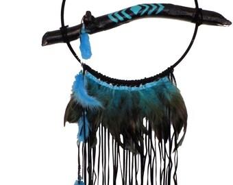 Dreamcatcher black/turquoise