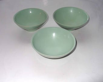 Boontonware Mint Green Set of 3 Bowls 3303-10