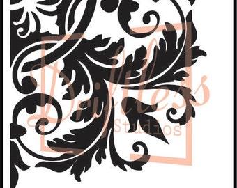 Elegant Corner Pattern