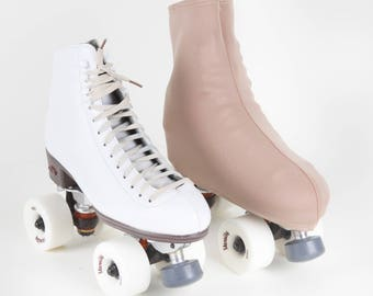 Skate Boot Cover Beige