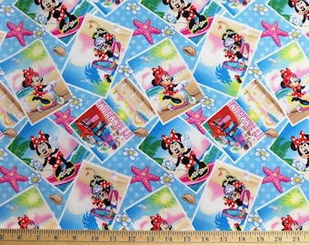Disney Minnie Mouse Summer Snapshots Pink Springs Creative #3204