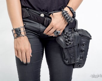 MANIACAL MENACE Utility Belt and Hip Bag