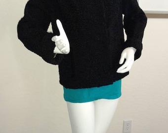 Vintage 60's Persian lamb jacket with Mink collar
