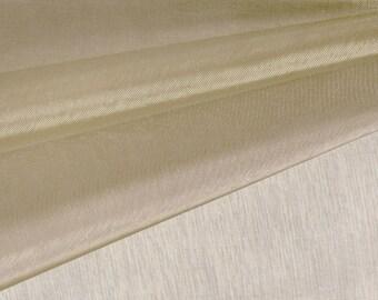 Malt Organza Fabric by the Yard, Wedding Decoration Organza Fabric, Sheer Fabric - Style 1901