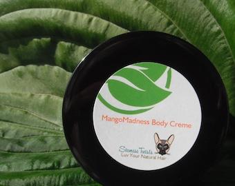 MangoMadness Body Cream 4 oz Mango butter