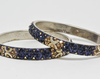 Lovely Pair of Bangle Bracelets