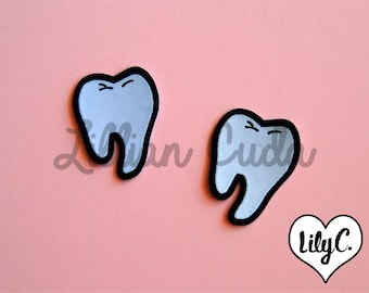 Sweet Tooth Patch Set