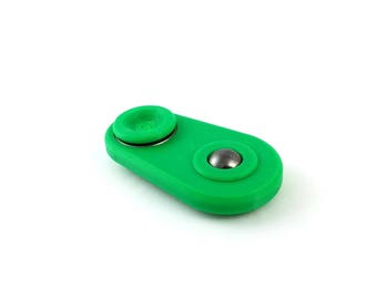 Green Paddle: 3D Printed Fidget Toy