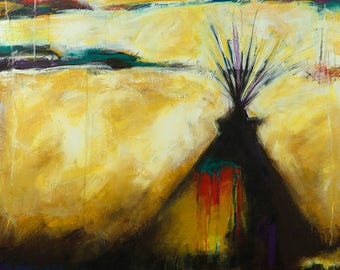 In the Canyon, Downloadable Print