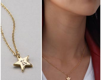 Star Personalized Chain PN016