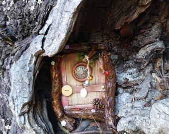 Fairy door, gnomes, garden door, Fatina door, magic door, Door of wishes, fantasy, Ratoncito Perez, Tooth fairy
