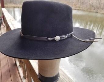 bcde117261c Vintage Bailey Western Cowboy Hat
