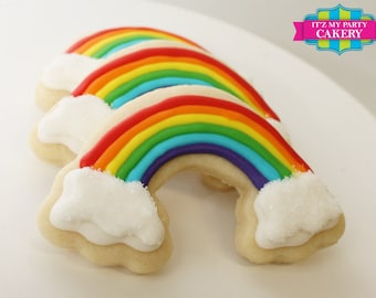 Rainbow Cookies - 1 Dozen