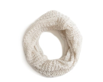 Cable Knit Neckwarmer