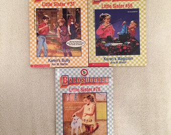 Baby-Sitters Little Sisters Books