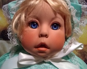 MOLLY JO Limited Edition Doll By Lee Middleton