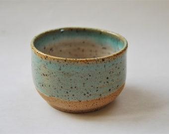 Wheel Thrown Succulent Pot, Small Hand Crafted Pottery Planter, Small Ceramic Planter, Small Pottery Ramekin