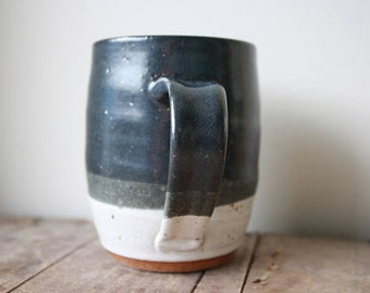 Custom mug order for Patrick - KJ Pottery