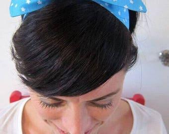 Bendy wire headband, hair accessory, fashion headband