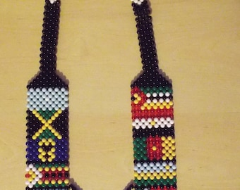 Afro Caribbean Necklace