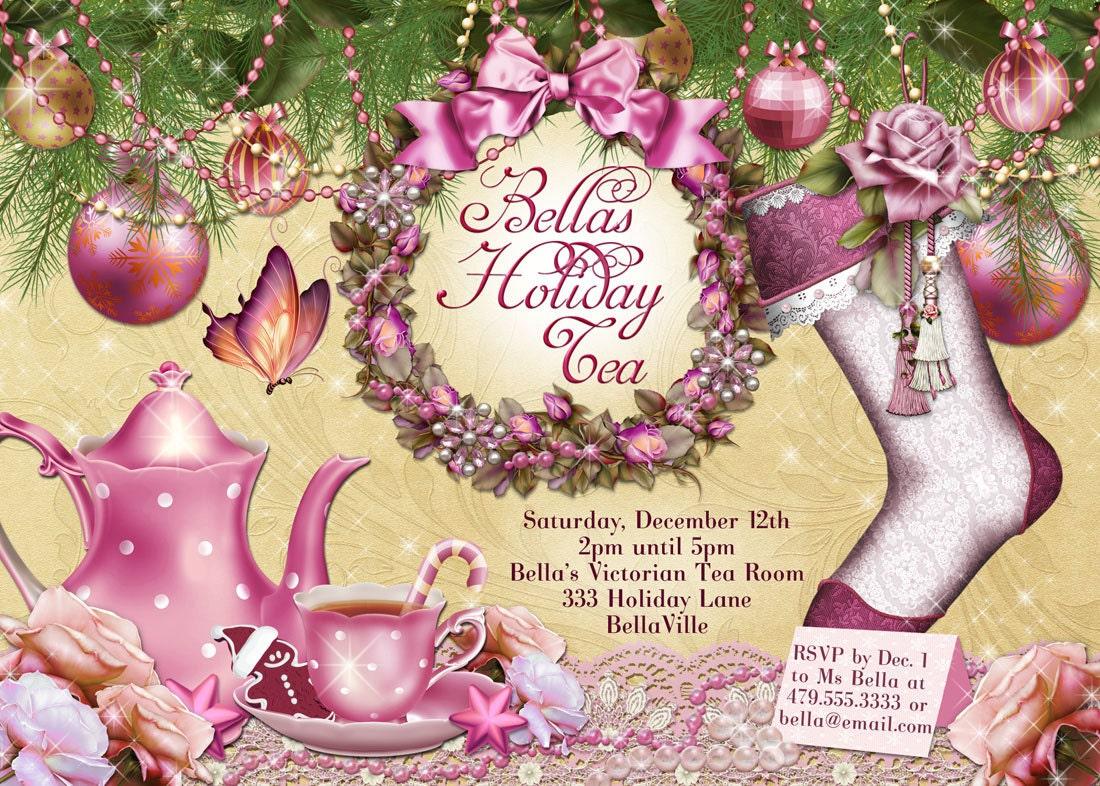 Christmas Tea Party Ideas Part - 50: ?zoom