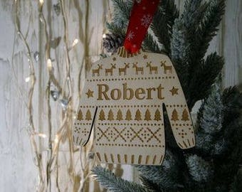 Christmas Jumper Decorations