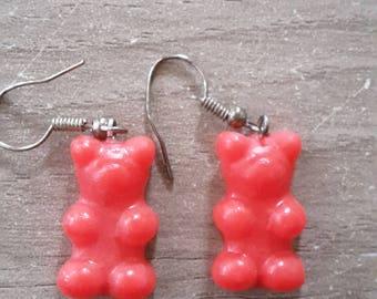 Cubs earrings