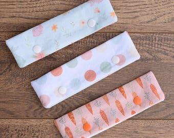 Knitting needle cozy - DPN holder - sock minder
