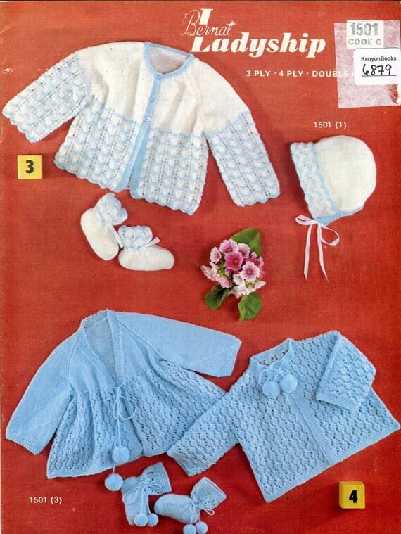 Tejer chompas, capuchas, página patrón de BOTITAS de bebé 7 reserva ...