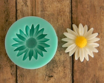 Silicone Flexible Mold- Daisy L
