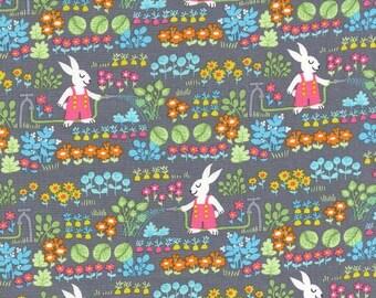 Bunny's Garden from Michael Miller, Easter, Spring