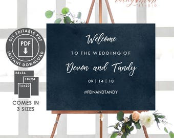 Wedding Poster Printable, Printable Poster, Wedding Welcome Poster, Wedding Welcome Sign, Welcome Poster, Custom Wedding Poster, Welcome 025