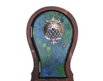 Fairy Owl Door for Home and Garden