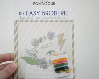 Rock It-Extra EASY BRODERIE