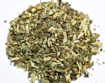 MOVEMENT | Artisan Herbal Tea Blend | Organic | Loose Leaf or Tea Bags | Tea Tin | Iced Tea | Eco-Friendly