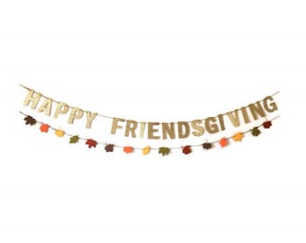 Thanksgiving banner, Friendsgiving decor ,Friendsgiving banner ,Happy Thanksgiving banner  , Thanksgiving decor , Happy Friendsgiving