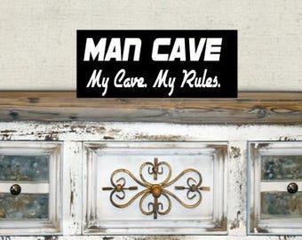 Cool Man Cave Wall Art : Man cave decor etsy