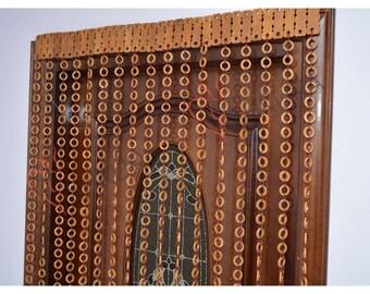 Door Curtain door beads door bead curtain Decor Wood blinds