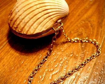 Seashell Clutch Purses / Valentine's Box
