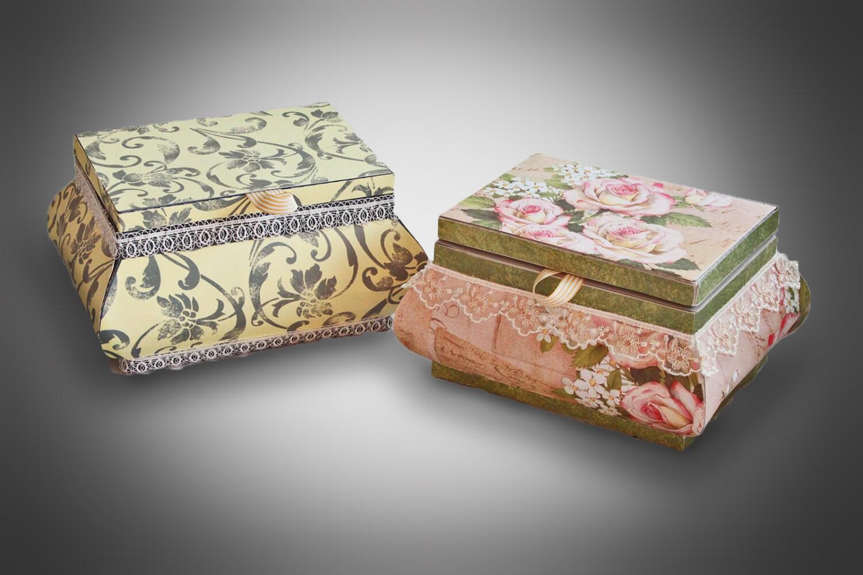 Jewellery Box or keepsake box SVG DIGITAL Download