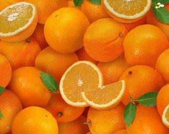 Tablier orange - enfant en bas âge & primaire